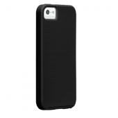 Case Mate Tough Case til iPhone 5 / 5S / SE (Håndværker) - Sort