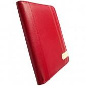 Krusell Gaia Ipad Case - Rød