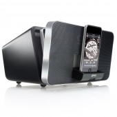 GEAR4 Duo Speaker System m/ Aftagelig Subwoofer - Sort