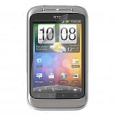 HTC Wildfire S Skærm Beskyttelses Film - Clear