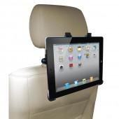 Universal Tablet Nakkestøtteholder Passer bl.a. til iPad / iPad2 / Galaxy Tab - Sort