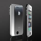 Display Beskyttelsesfilm til iPhone 3G / 3GS med Spejl effekt