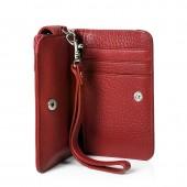 Knomo iPhone Wristlet - Rød
