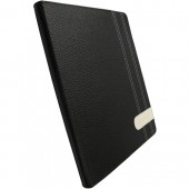 Krusell Gaia iPad 2 / 3 / 4 Tablet Case - Sort