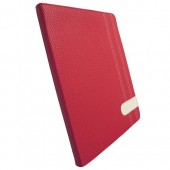 Krusell Gaia iPad 2 / 3 / 4 Tablet Case - Rød