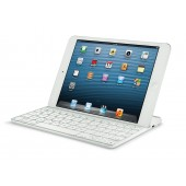 Logitech Ultrathin Keyboard Cover til iPad Mini DK - Hvid
