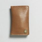 P.A.P iPhone Læder Pung m/ Kortholder - Lys Brun