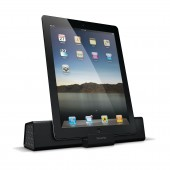 XtremeMac Soma Travel Højtalere til iPad / iPhone / iPod - Sort