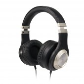 TDK ST800 High Fidelity Headphones - Sort
