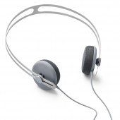 AIAIAI Tracks Headphone w/Mic - Grey w/Orange Plug