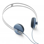 AIAIAI Tracks Headphone w/Mic - Petrol Blue w/Green Plug