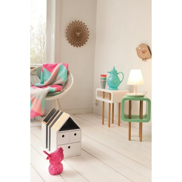 Leitmotiv open minded sidebord / sofabord small   hvid   stue   home