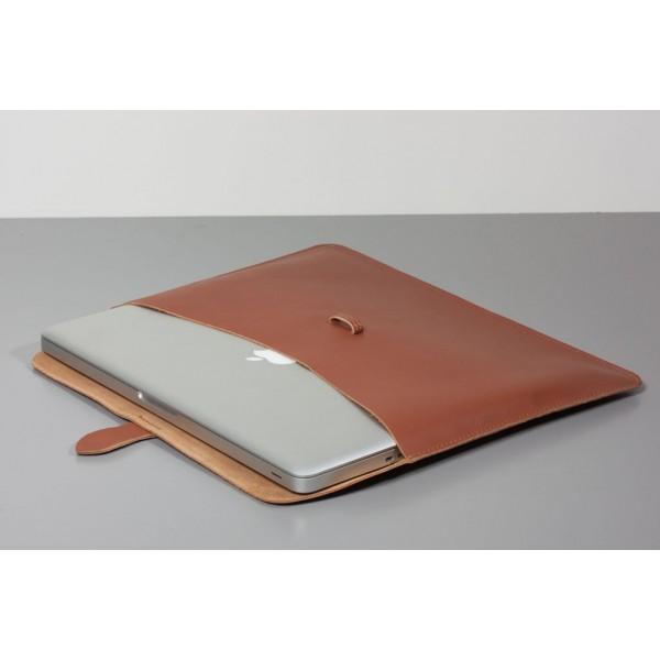 computer sleeve 13 læder